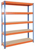 Rapid 1 shelving