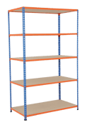 Rapid 2 shelving