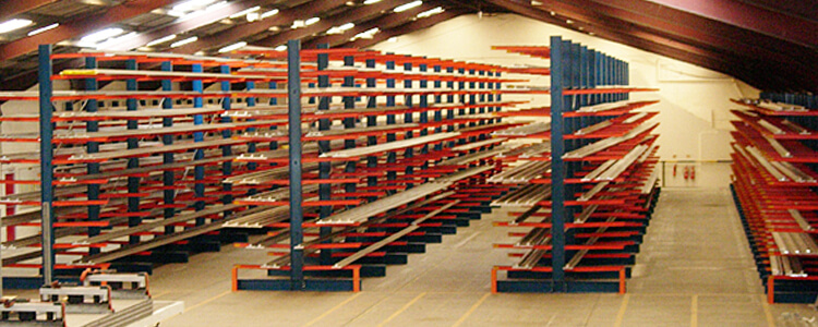 Cantilever Racking background
