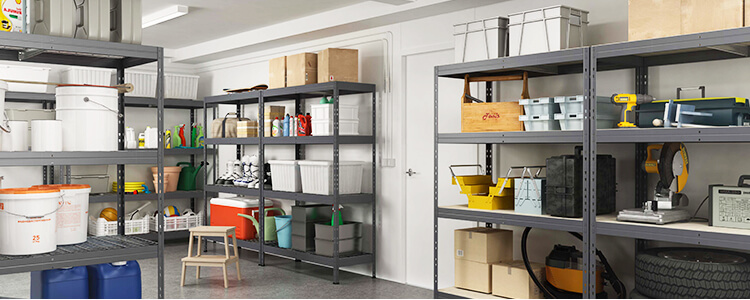 Rapid 3 shelving background