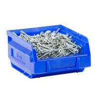 Manutan blue picking storage bin 0.7L.