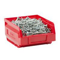 Manutan red picking storage bin 0.7L.