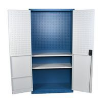 Open Door Empty Multi Use Storage Cupboard