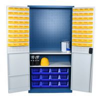 Open Door Multi Use Storage Cupboard