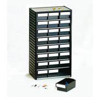 ESD protected 24 drawer cabinet