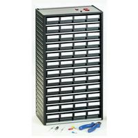 ESD protected 48 drawer cabinet
