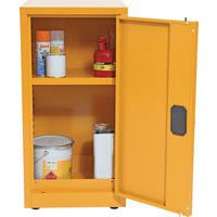 Open Flammable Storage Cabinet COSHH - 700x355mm