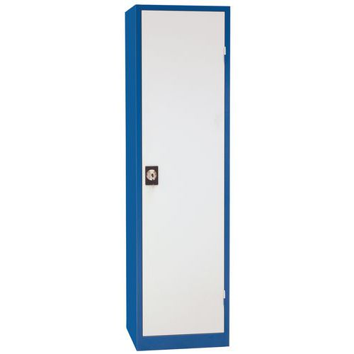 Slimline Heavy Duty Workshop Cupboard - HxWxD 1950x530x450mm