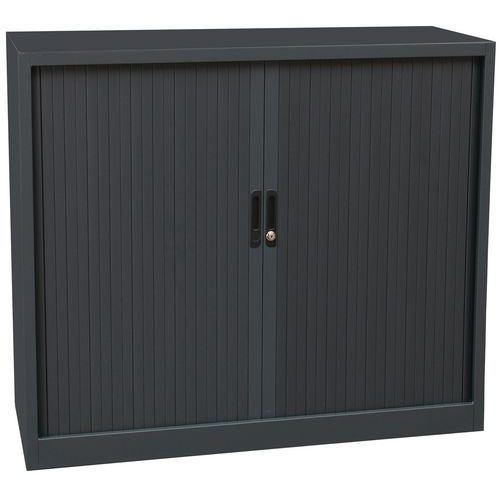 Tambour Door Cupboards - Height 1050mm