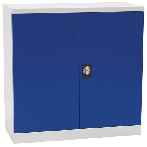 Heavy Duty Short Wide Cupboard with Drawers