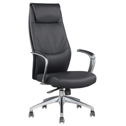 Ouse Executive High Back Leather Office Chair