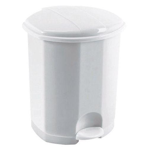Plastic Pedal Bin - 5 to 50L