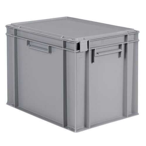 Euro Containers with Lid 10L to 30L - 400mm