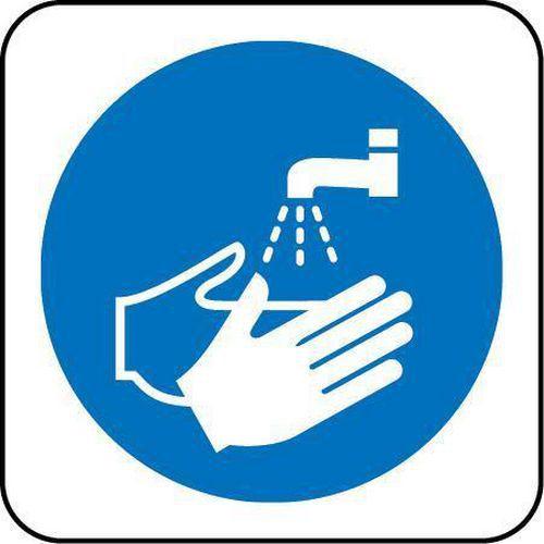 Wash Hands - Sign