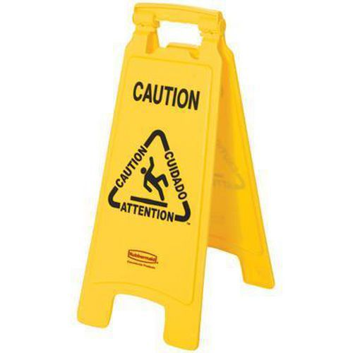 Caution Wet Floor - A-Board Sign