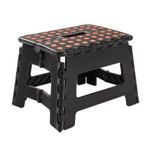 Small Plastic Folding Step Stool With 1 Step