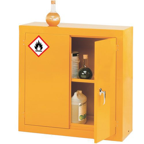 Coshh Flammable Storage Cabinet 900x915mm