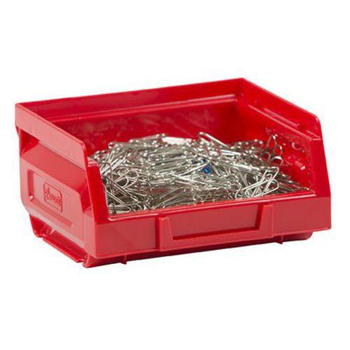 Manutan Storage Bins 0.4L - Pack of 25