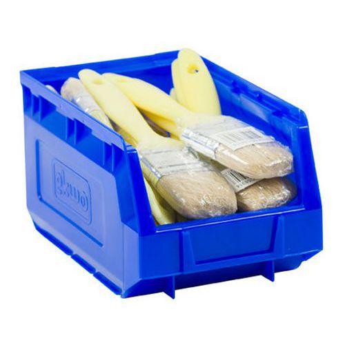 Manutan Storage Bins 3.5L - Pack of 25