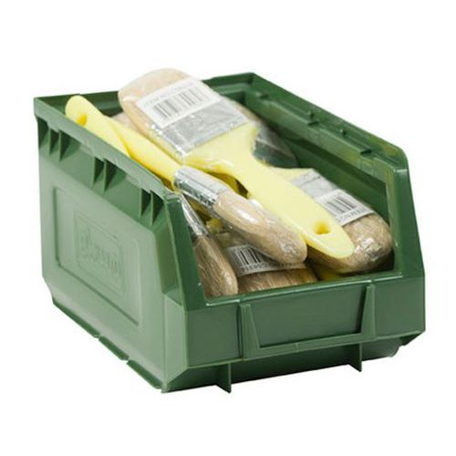 Manutan Storage Bins 3.5L - Pack of 50
