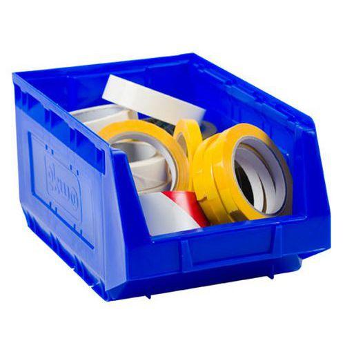 Manutan Storage Bins 10L - Pack of 25