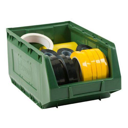 Manutan Storage Bins 10L- Pack of 100