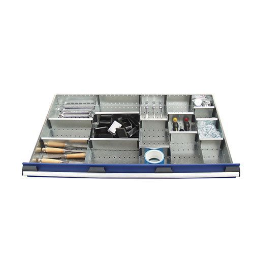 Bott Cubio Multi Compartment Drawer Divider to Fit 1050mm Drawers
