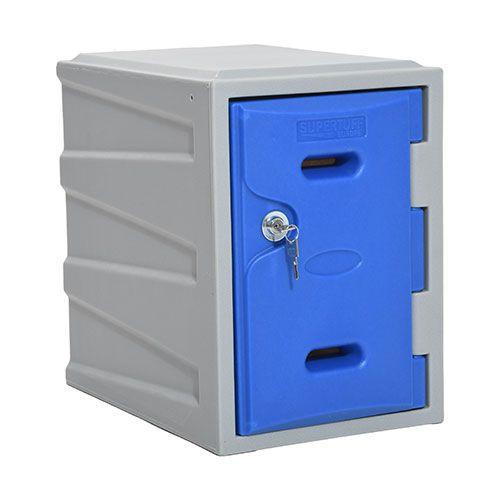 Stackable Plastic Lockers