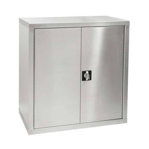 Stainless Steel Cabinet with Lock WxD 900x450mm