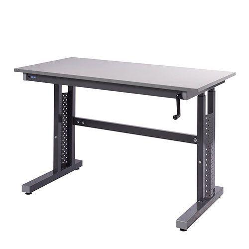 Budget Height Adjustable Workbench HxW 730-950x1800mm