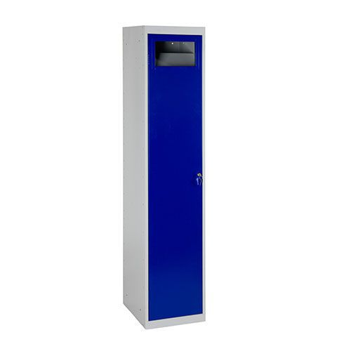 Garment Collector Locker 1830x381x457mm Cylinder Lock