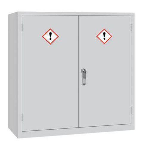 COSHH Hazardous Material Cabinet HxW 1000x915mm