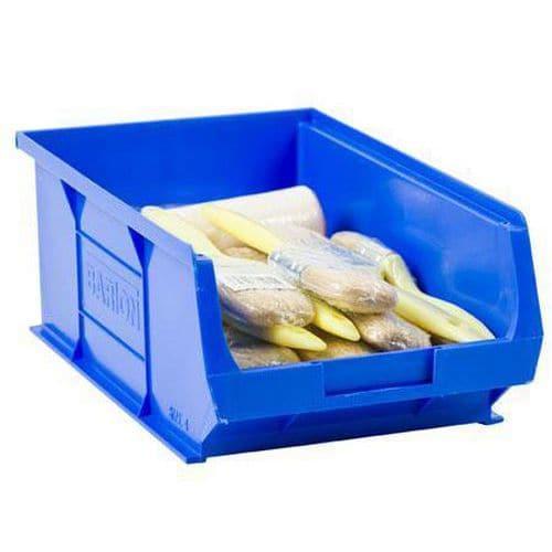 9.1L Premium Storage Bins TC4 H132xW205xD350mm - Individual