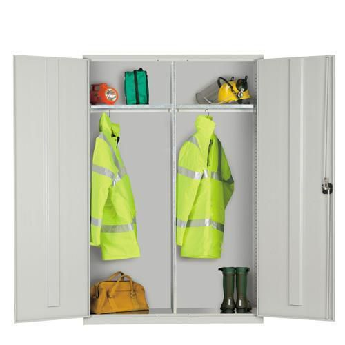 Extra Wide Cupboard with 2 Compartments