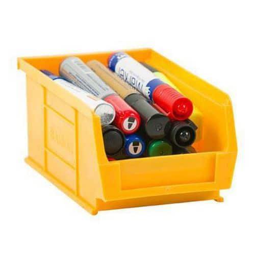 1.27L Storage Bins TC2  H75xW100xD165mm - Pack of 20