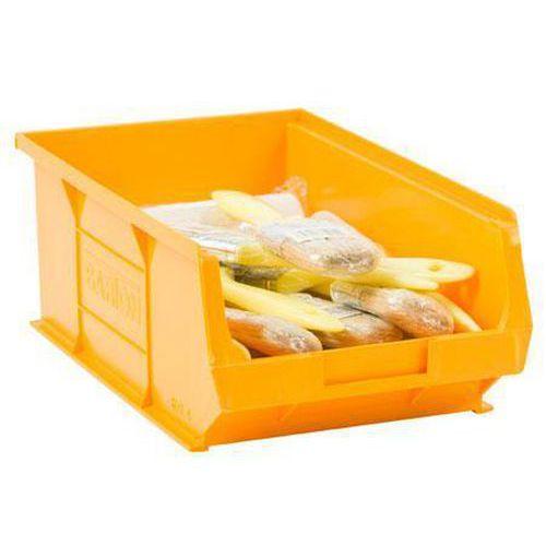 9.1L Storage Bins TC4 H132xW205xD350mm - Pack of 10