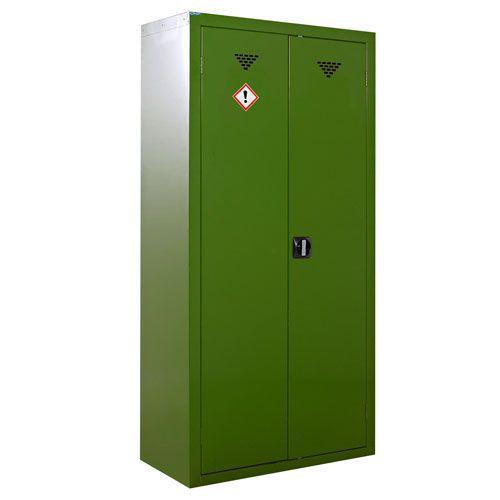 COSHH Pesticide & Agrochemical Hazardous Storage Cabinet 1800x900x460
