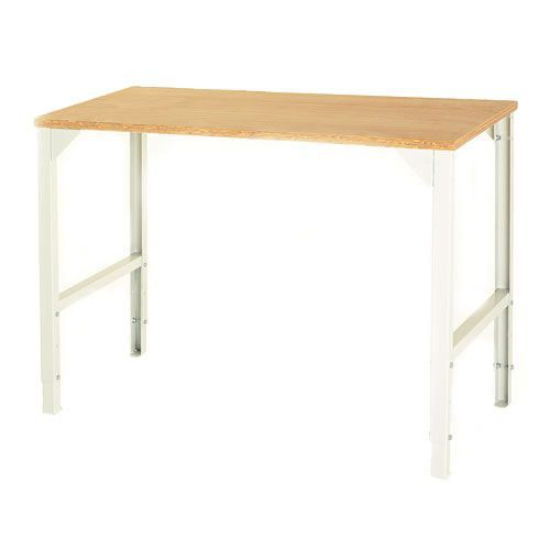 Bott Verso Height Adjustable Workbench With 150kg UDL Capacity