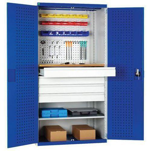 Bott Cubio Complete Cupboard Kit HxWxD 2000x1050x650mm