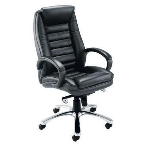Don High Back Leather Executive Office Chair