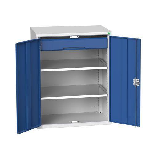 Bott Verso Multi Drawer/Shelves Kitted Metal Cabinet HxW 1000x800mm