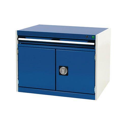 Bott Cubio Metal Combination Tool Storage Cabinet HxWxD 600x800x525mm