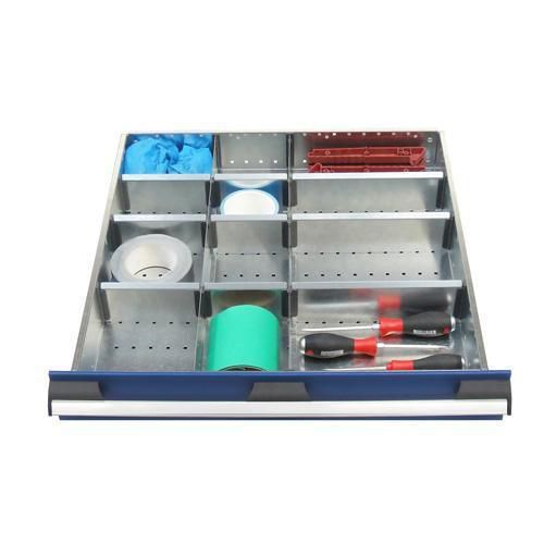 Bott Cubio Multi Compartment Drawer Divider to Fit 650mm Wide Drawers