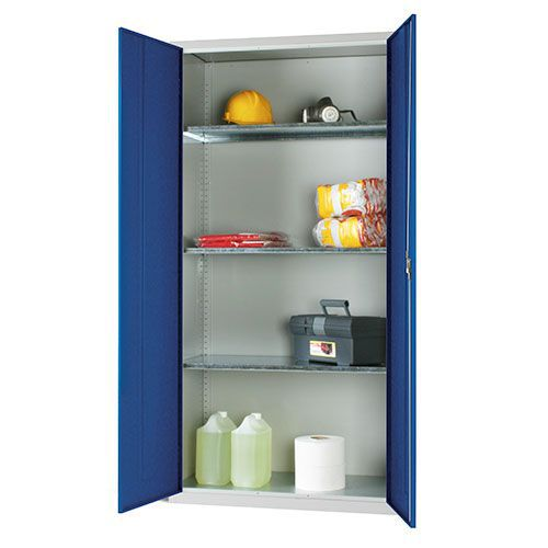 PPE Cupboard - General Storage Cabinet
