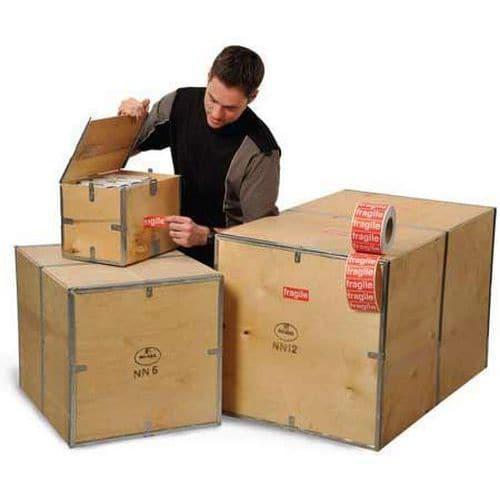No-Nail Plywood Cases