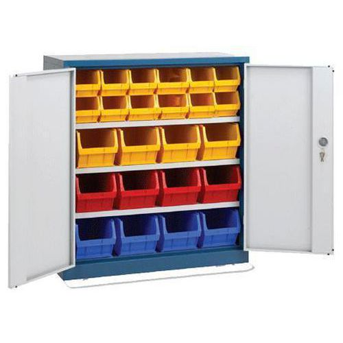 Standard Half Height Cupboards with Bins