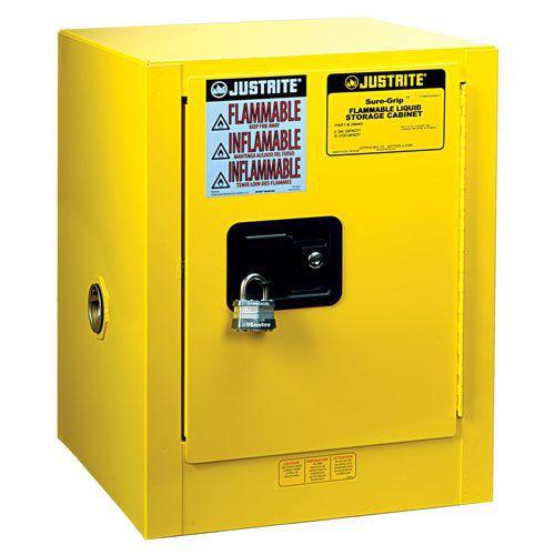 Justrite Countertop Flammable Storage Cabinet