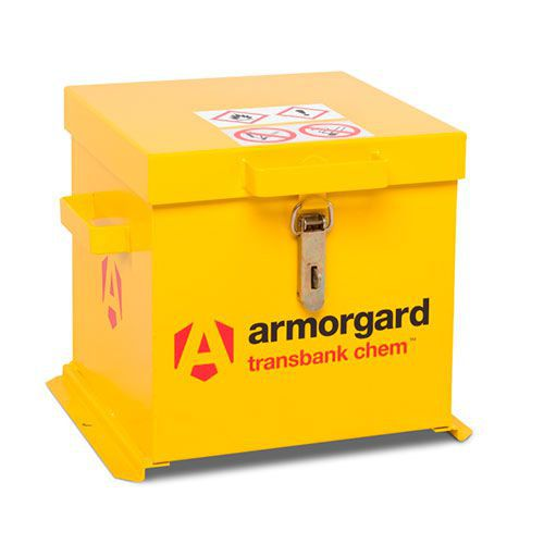 Armorgard Transbank COSHH Chemical Storage Container