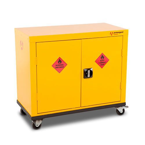 Armorgard Mobile COSHH Safestor Cabinet