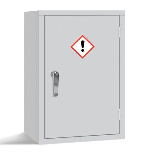 COSHH Hazardous Chemical Safety Storage Cabinet - Small  HxW 710x457mm